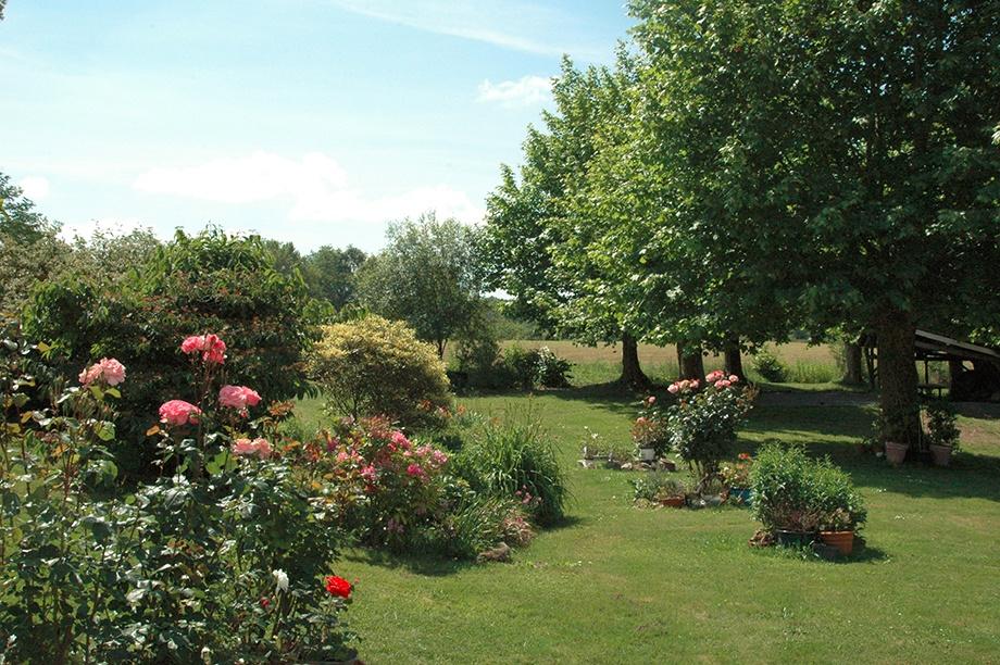 Gite Landes Location vacances Landes Location curiste Dax grand jardin