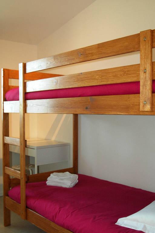 gite Landes chambre avec lit, Location saisonnière dans Gite Landes