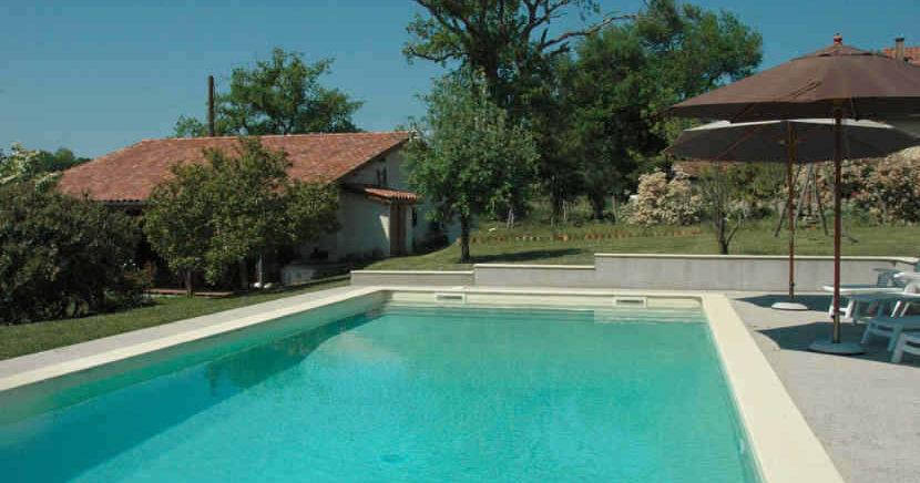 location vacances landes pas cher dans gite landes avec piscine