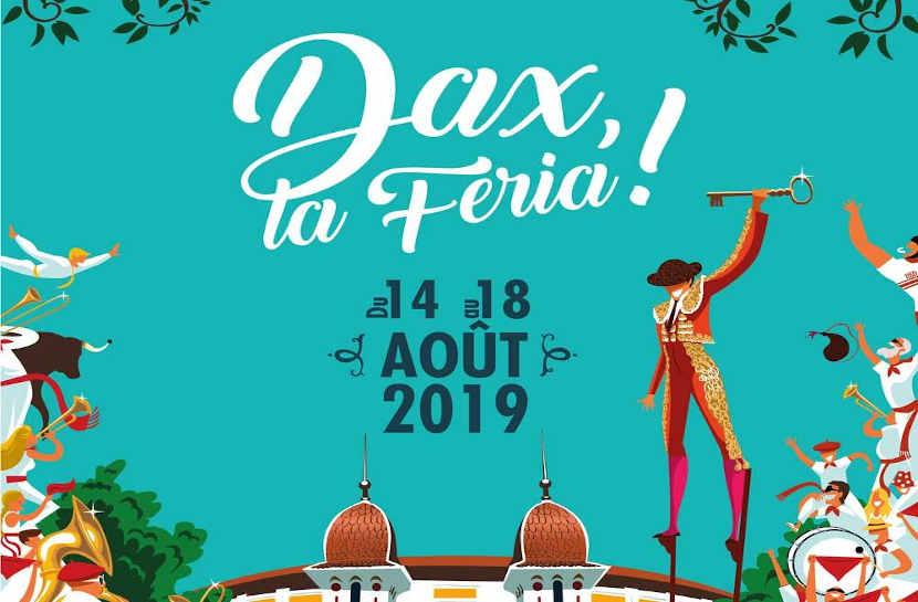 Feria Dax fetes 40 location vacances